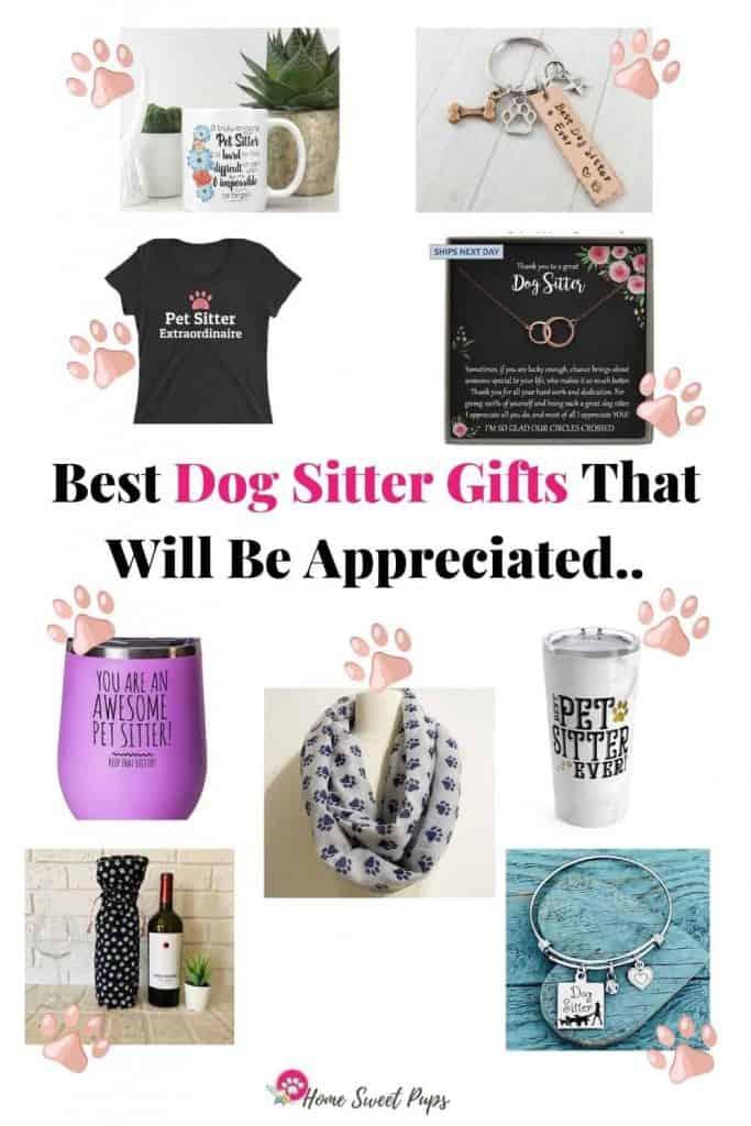 Best Dog Sitter Gifts
