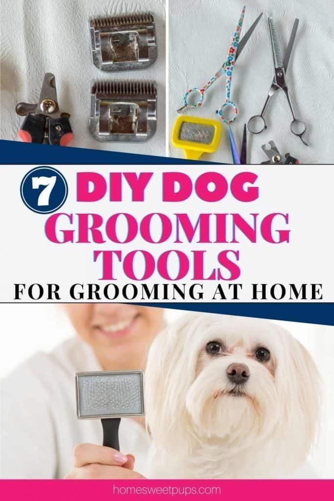 DIY Dog Grooming Tools