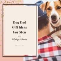 Dog Dad and Dog