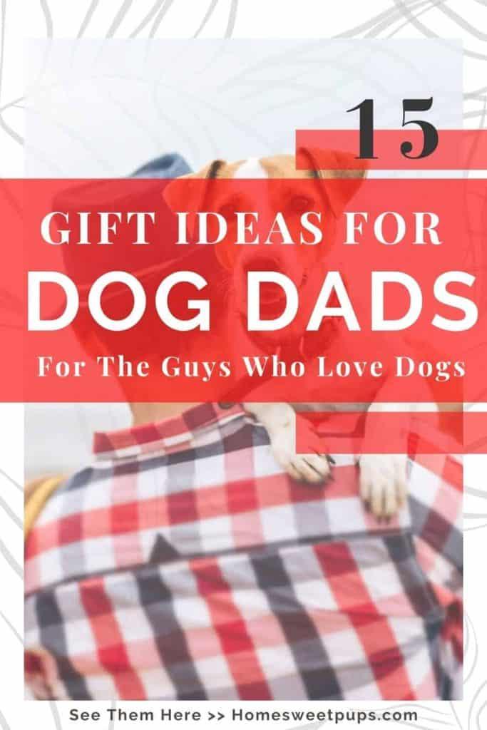 Dog Dad With Dog